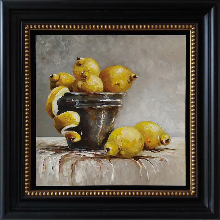 citroenen & schil