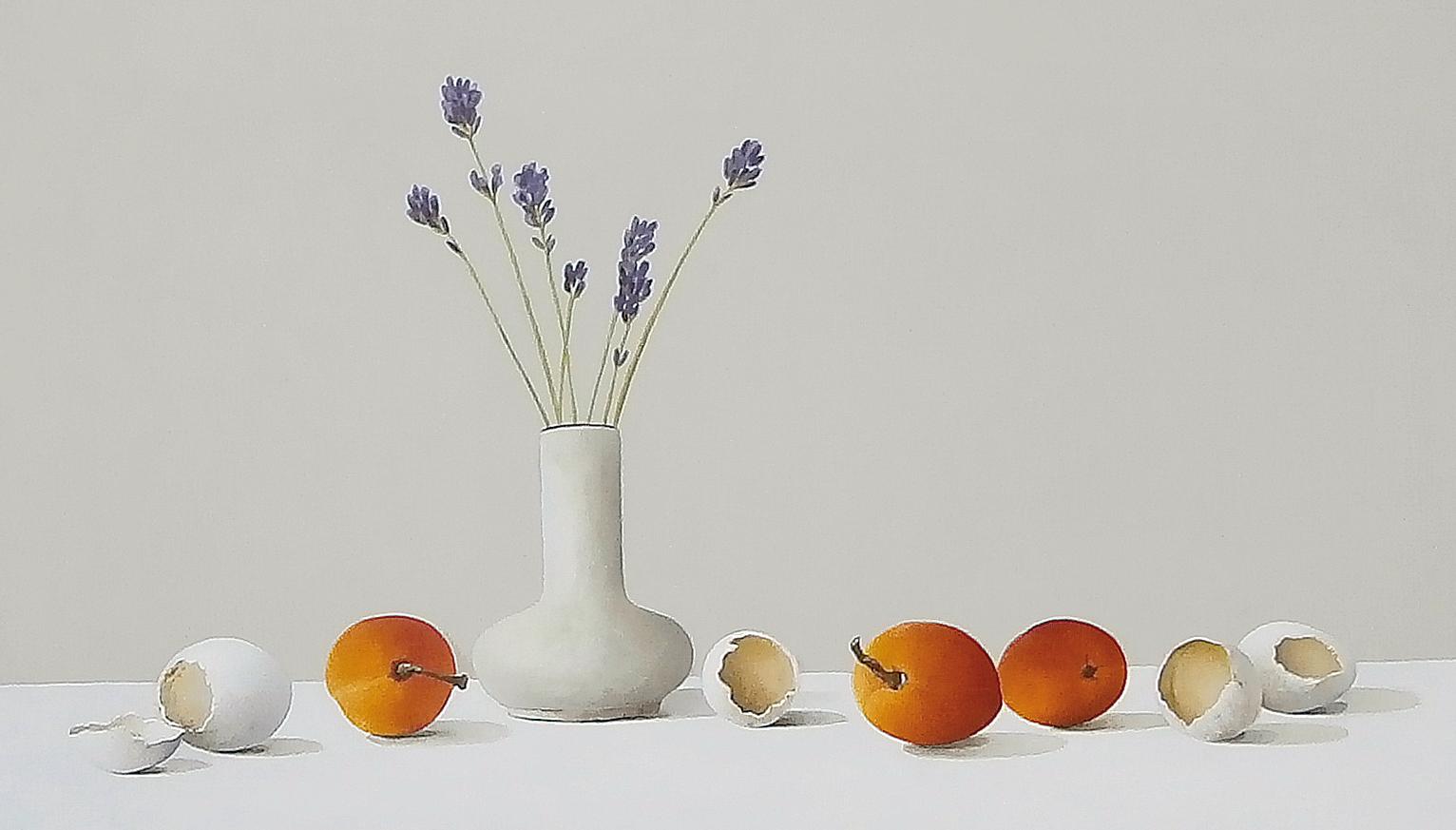 abrikozen en eitjes