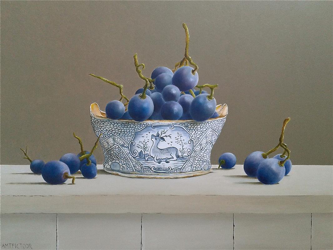 druiven in boterpotje