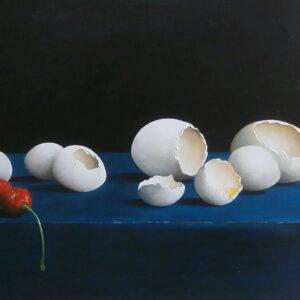 kersen en eitjes
