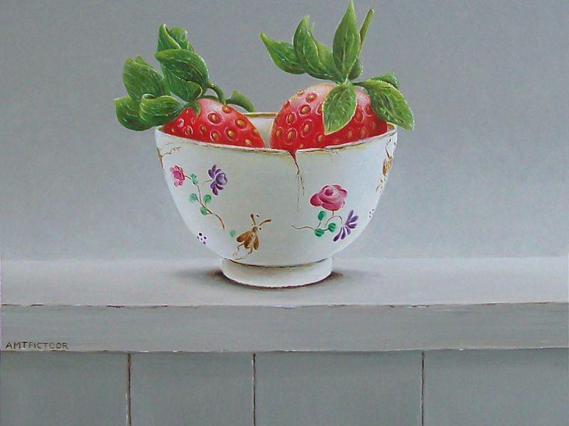 vroege aardbeien